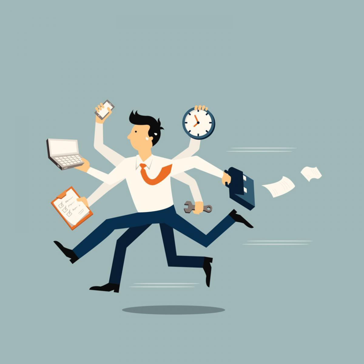 Imagens: 10 dicas de administração do seu tempo